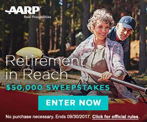 Ensure Can Do Giveaway Sweepstakes - aarp retirement 50 000 sweeps enter online sweeps howldb