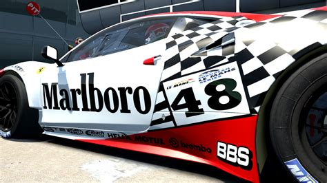 Ferrari Malboro by Ferrari 458 Gt2 Team Marlboro Ferrari 458 Gt2 Team