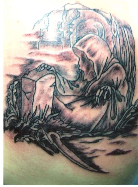 grim reaper tattoos designs free grim reaper tattoos