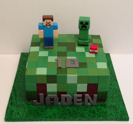 minecraft cake designs minecraft cakes decoration ideas birthday cakes