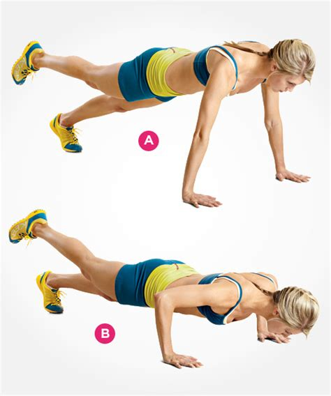 Push Up 8 8 push up progressions you need to move eat