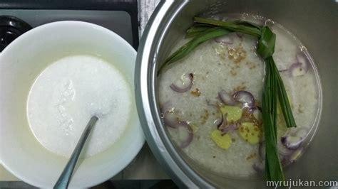 Panci Untuk Memasak Nasi cara memasak nasi lemak mudah menggunakan rice cooker