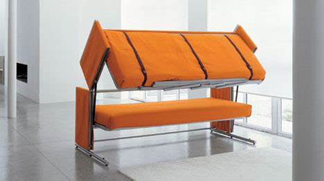 Transforming Into Bunk Bed by Convertible Bed Sweet Transforming Sofa Design