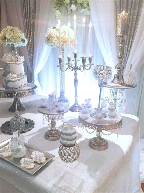 Wedding Anniversary Buffet Ideas by Best 25 Silver Anniversary Ideas On Silver