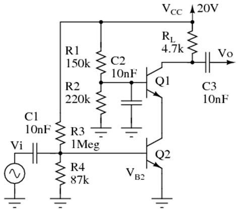 high voltage transistor cascode lessons in electric circuits volume iii semiconductors chapter 9
