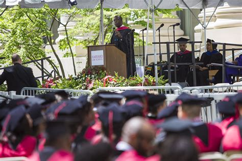 Harvard Mba Joint Degree by Black Harvard Students Hold Their Own Commencement