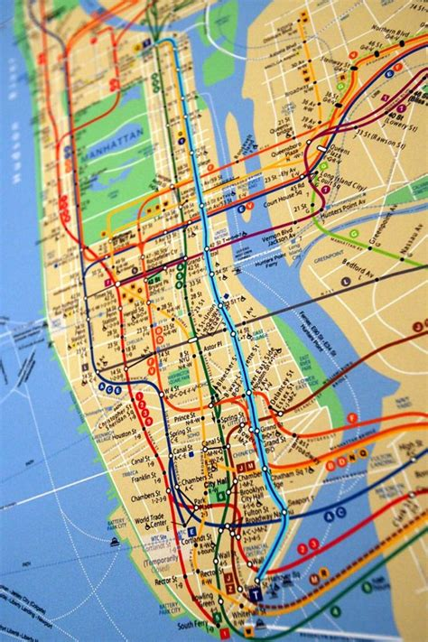 2nd avenue subway map mta gives peek at updated subway map with second ave line