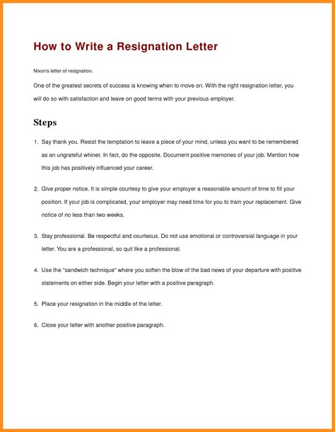 8 how to write a simple report parts of resume