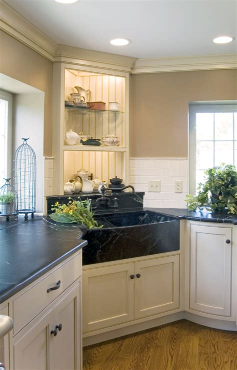 The Kitchen Sink by Apron Front Sink
