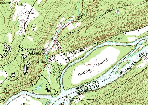 what is a topographic map 5 scanned topographic maps the nature of geographic information