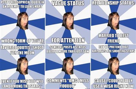 Facebook Girl Meme - meme annoying facebook girl image memes at relatably com