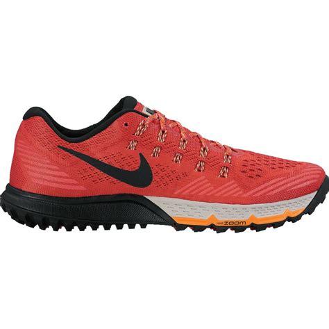 nike mens trail running shoes nike air zoom terra kiger 3 trail running shoe s
