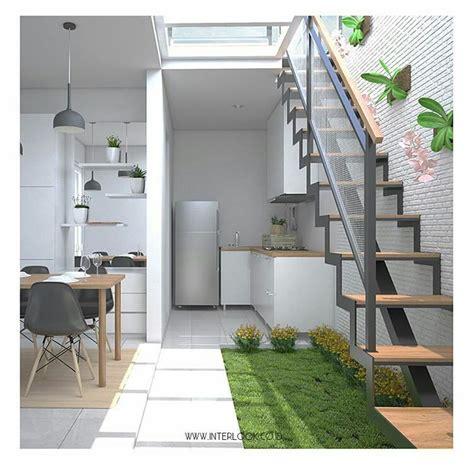 desain dapur gabung dengan ruang keluarga 8 best desain taman rumah modern minimalis images on