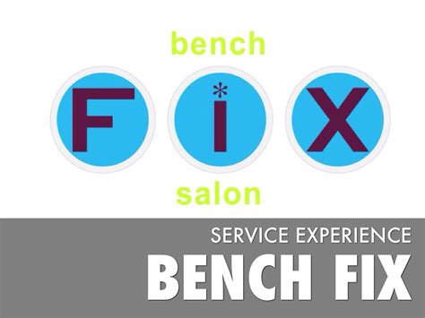 bench fix taft bench fix by raemond raphael bolisay