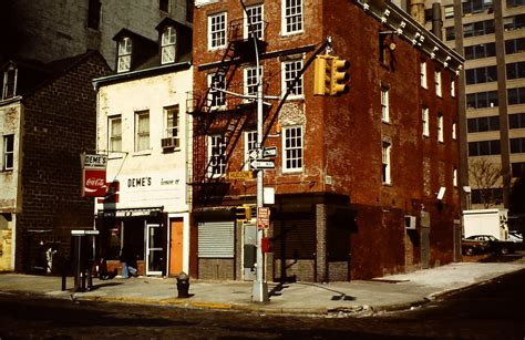 Classic Essays On Photography 1980 by Tribeca Citizen Lower Manhattan In 1980 A Photo Essay