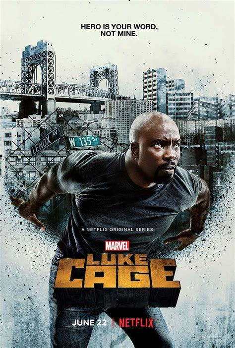 luke cage season 2 poster released