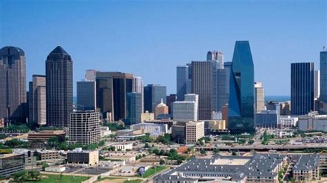 City Of Dallas Records City Publishes 2015 Economic Development Profile Dallas City News