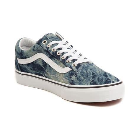 Vans Oldskul vans skool skate shoe blue 497183