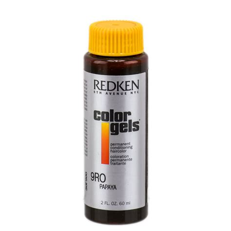 redken hair color redken color gels permanent conditioning haircolor redken