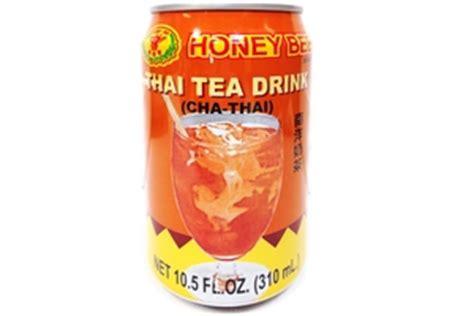 Ichitan Thai Milk Tea Drink 310ml honey bee thai tea drink cha thai 10 5fl oz 3 units
