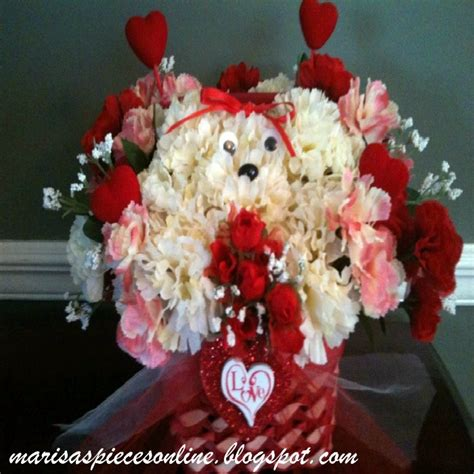 puppy bouquet 10 images about puppy animal flowers on floral arrangements doggies and