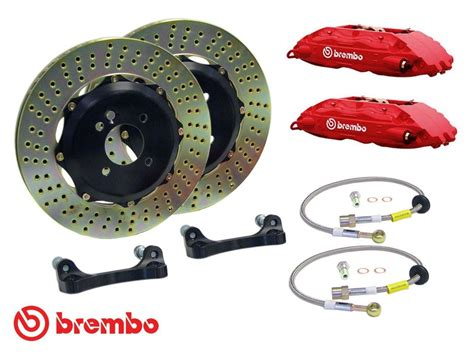 brakes biggest fan pt 2 brembo gt big brake kit drilled black mini coope