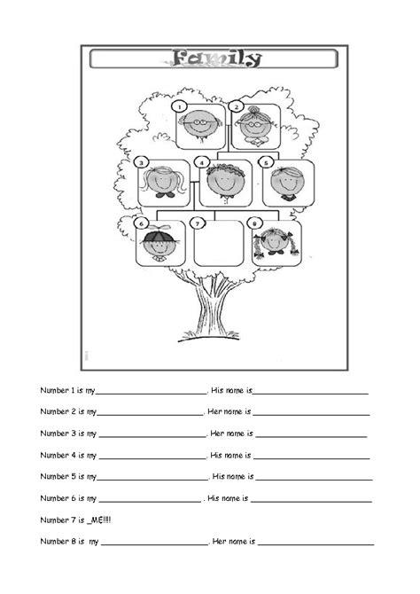 family tree quiz printable family tree
