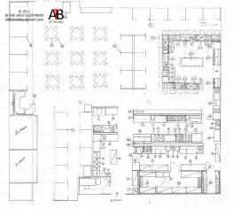Restaurant kitchen layout templates interior design