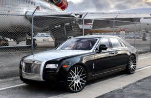 Custom Rolls Royce Ghost Customized Rolls Royce Ghost Exclusive Motoring Miami