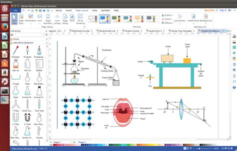 scientific drawing software scientific diagram software mac images how to guide and