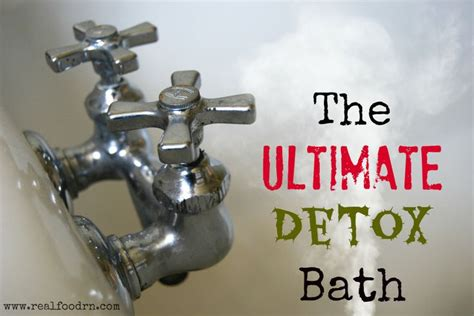 Cold Sweats Detox by The Ultimate Detox Bath Health Remedies