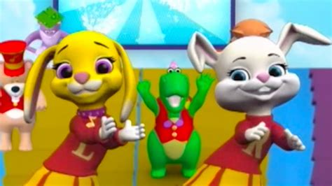 Pop Nosh The View Now Rosie Free Popbytes 3 by Rosie The Rabbit Song Learn Animals Songs From Baby