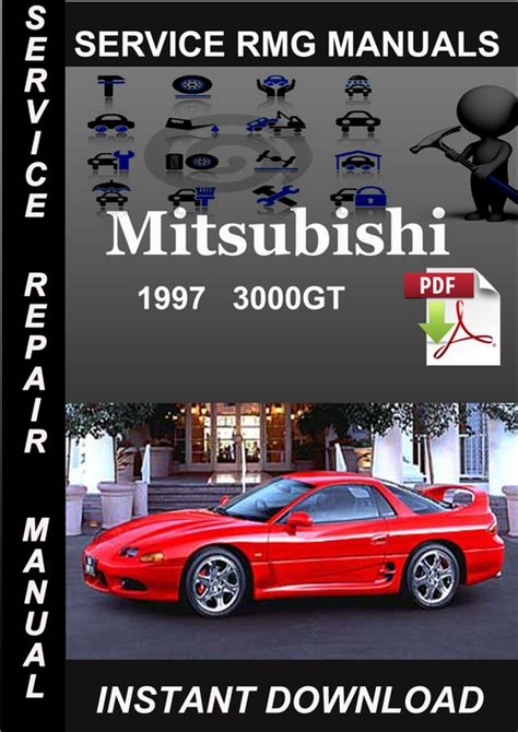 car repair manuals online free 1999 mitsubishi 3000gt free book repair manuals 1997 mitsubishi 3000gt service repair manual download download ma