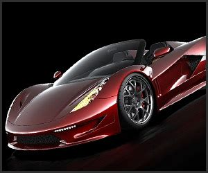 The Dagger Car by Dagger Gt Fast Supercar