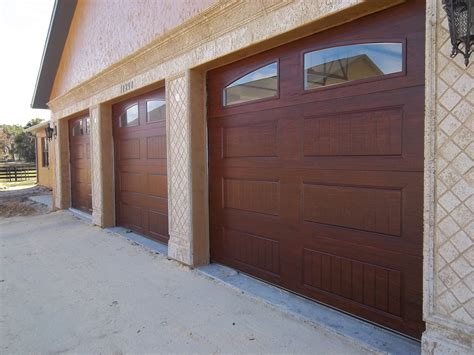 Faux Wood Garage Doors 12 Mesmerizing Ideas Of Faux Wood Garage Doors Homeideasblog