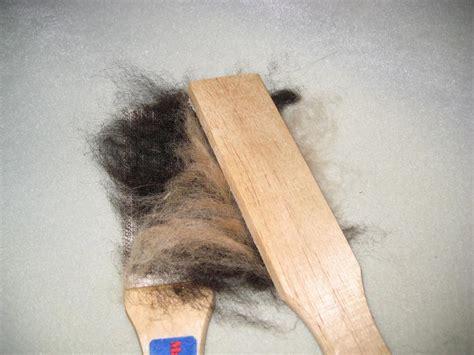 Carding Wool Tutorial | needle felting directions tutorial blending fur for needle