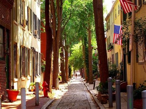 oldest street in philly philadelphia hip hip historic everett potter s travel