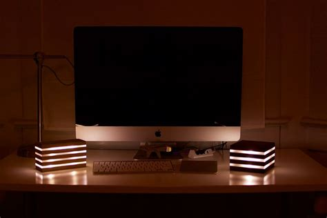Led Usb Desk L by Modern Led Desk Lpowered By V Usb Steps With Pictures