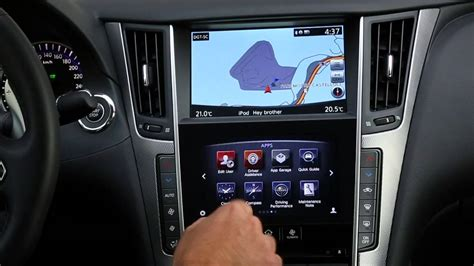 Infiniti Q50 Software Update by Infiniti Q50 Intouch System