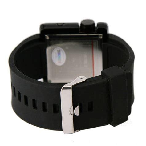 Jam Tangan Dkny Rubber Ac Murah 2 skmei jam tangan led 1145 black jakartanotebook
