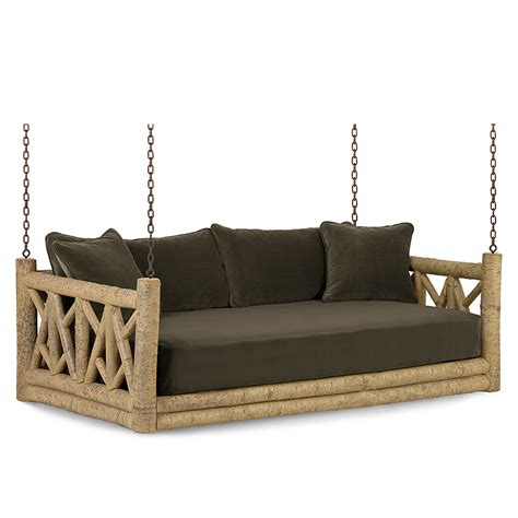 hanging day bed rustic hanging bed daybed la lune collection