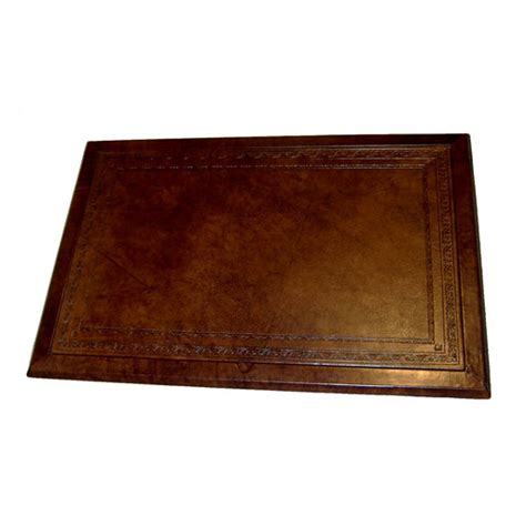 leather desk pad gubbio rakuten global market made in italy leather