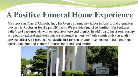 metropolitan funeral chapels inc