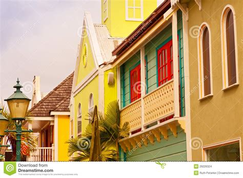 caribbean architecture caribbean architecture stock images image 29226324