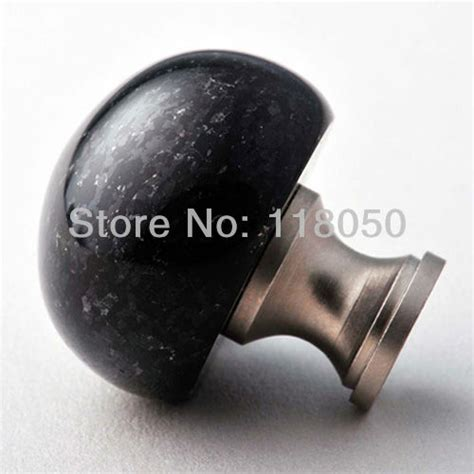 Fancy Kitchen Cabinet Knobs Novelty Furniture Hardware Black Granite Kitchen Cupboard And Cabinet Door Knob Fancy