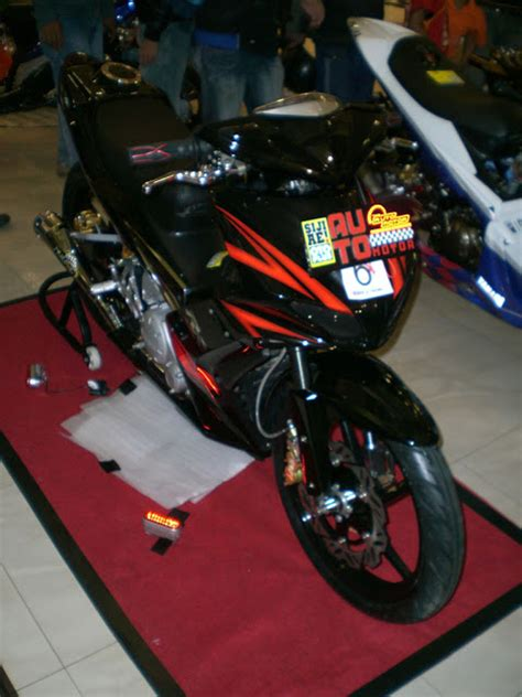 Mx 135 Modifikasi by Yamaha Spark Sniper 135lc Jupiter Mx Modification
