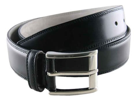 Formal Belt the five belts every needs in his wardrobe s