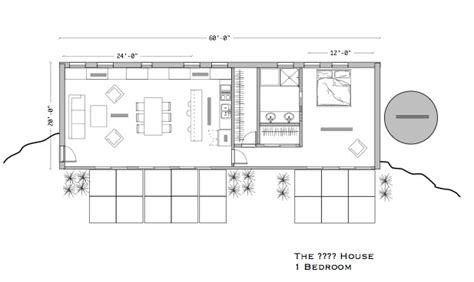 berm house floor plans free home plans berm home building plans