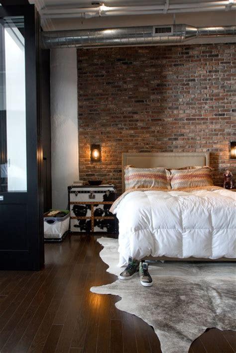 27 Modern Industrial Bedroom Design Inspirations Industrial Bedroom Design Ideas