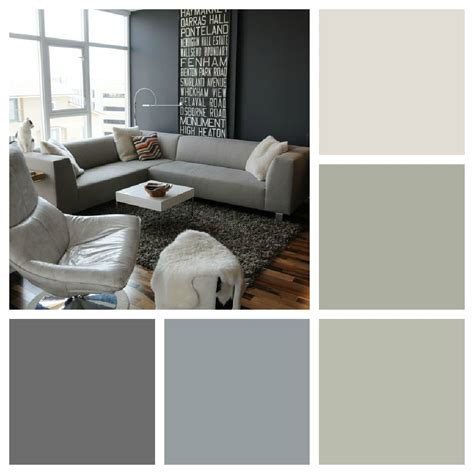 White Cabinets Gray Walls by Mad About 50 Shades Of Grey Paint Mad About The House